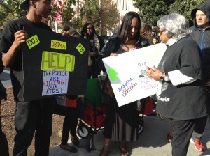 Her son killed by Pasadena Police